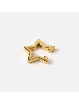 Cutout Star Ear Cuff by Orelia