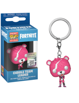Pop! Keychain Fortnite – Cuddle Team Leader by Game