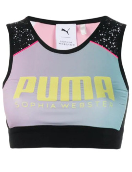 X Sophia Webster Bra Top by Puma X Sophia Webster