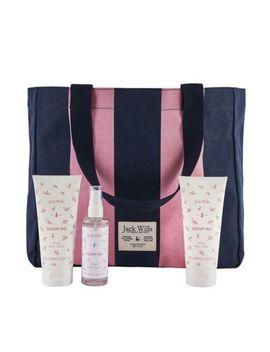 Jack Wills Ladies Weekend Bag Gift Set by Jack Wills
