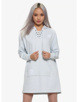 Her Universe Disney Frozen 2 Athletic Hoodie Dress by Hot Topic