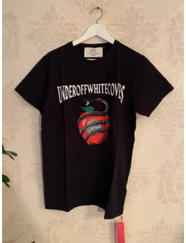 Apple T Shirt by Undercover  ×  Off White  ×