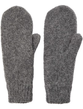 Pckimmie Wool Mittens Noos by Pieces