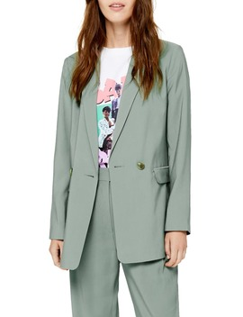 Millie Double Breasted Blazer by Topshop