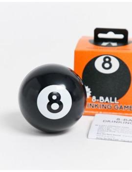Kikkerland 8 Ball Drinking Game by Asos