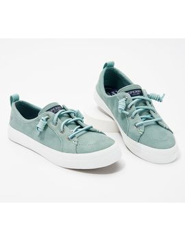 Sperry Crest Vibe Washable Leather Sneaker by Sperry