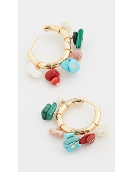 Carine Hoop Earrings by Anni Lu