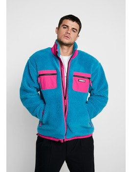 Out There Sherpa Jacket   Overgangsjakker by Obey Clothing
