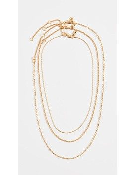 Mixed Chain Layer Set by Madewell