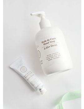 Perle De Coco Duo Hand Care Kit by & Other Stories