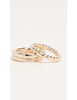 Wes Ring by Jennifer Zeuner Jewelry