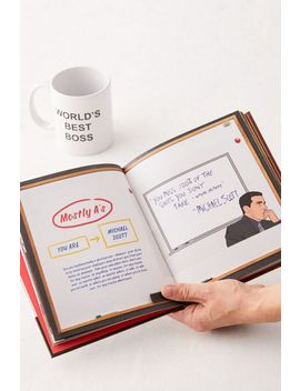 The Office: Inside Dunder Mifflin Book And Mug Gift Set by Urban Outfitters
