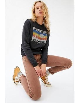 Parks Project Uo Exclusive Joshua Tree Crew Neck Sweatshirt by Parks Project