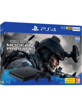 Call Of Duty: Modern Warfare 500 Gb Ps4 Bundle by Game