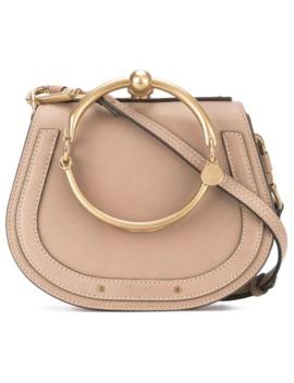 Small 'nile' Bracelet Crossbody Bag by Chloé