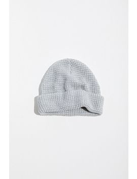 Uo Marled Ribbed Beanie by Urban Outfitters