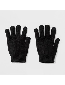Women's Tech Touch Gloves   Wild Fable™ Dark by Wild Fable