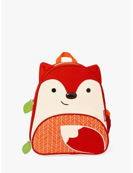 Skip Hop Zoo Fox Children's Backpack by Skip Hop