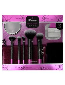 Real Techniques Glitz & Glam Gift Set by Real Techniques