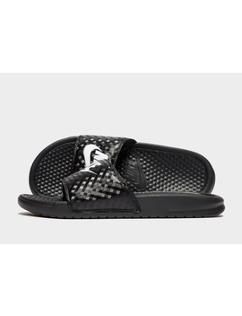Nike Benassi Just Do It Slides Women's by Jd Sports
