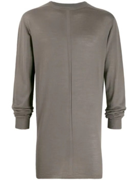 Schmaler Pullover by Rick Owens