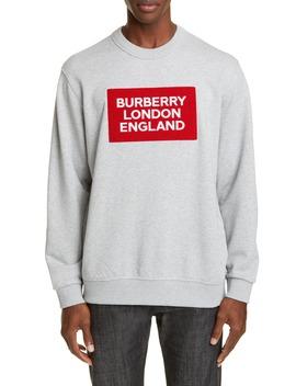 Fetchford Crewneck Sweatshirt by Burberry