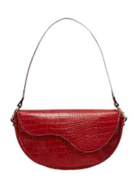 Demi Croc   Handbag by Topshop