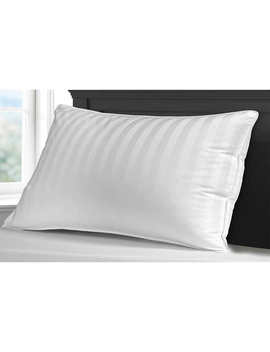 Hotel Grand White Down Pillow by Hotel Grand