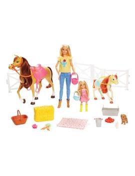 Barbie Chelsea Hugs'n'horses by Smyths