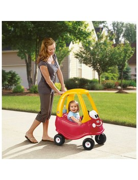 Little Tikes Cozy Coupe Car by Smyths