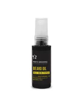 Superdrug Mens Beard Oil 50ml by Superdrug