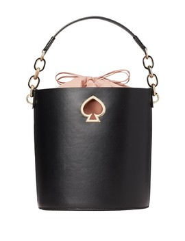 Suzy Leather Bucket Bag by Kate Spade New York