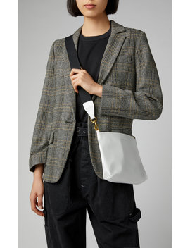 Nessah Leather Shoulder Bag by Isabel Marant