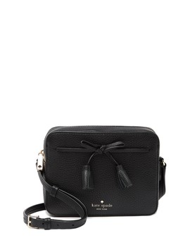Hayes Leather Camera Bag by Kate Spade New York