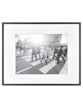 "11"" X 14"" Photo Thin Gallery Frame Black   Project 62™ by Project 62"