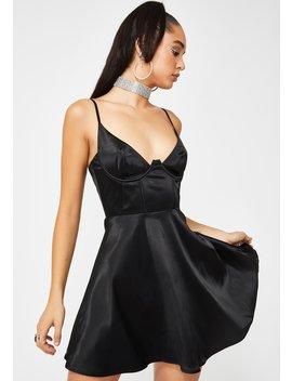 Hott Dish Corset Dress by Poster Grl