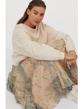 Falda Circular De Tul by H&M