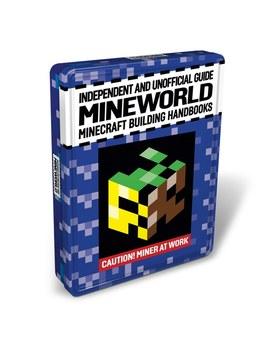 Minecraft Tin Of Books by Smyths
