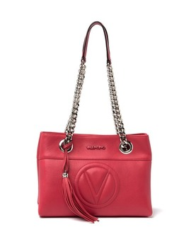 Kali Leather Shoulder Bag by Valentino By Mario Valentino