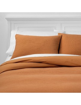 Micro Texture Duvet Cover Set   Project 62™ + Nate Berkus™ by Shop This Collection