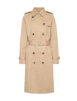 Greta Cotton Trench Coat by A.P.C.