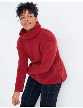 Mercer Turtleneck Sweater In Coziest Yarn by Madewell