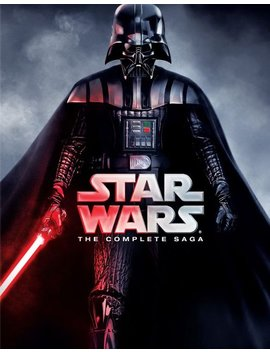 Ay] by Star Wars: The Complete Saga [Bl