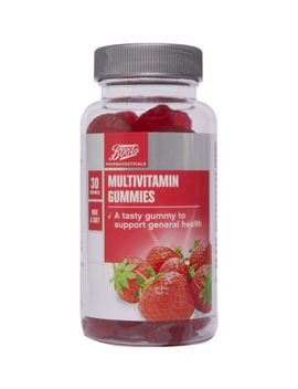 Boots Multivitamins 30 Gummies by Boots Pharmaceuticals