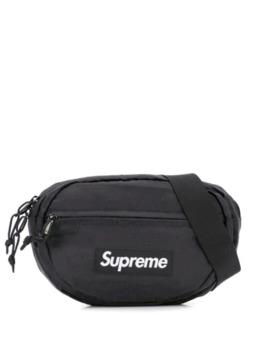 Logo Patch Belt Bag by Supreme