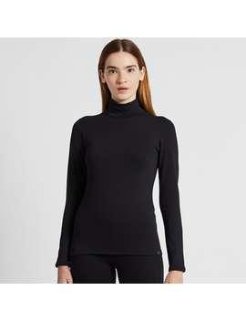 Heattech Ultra Warm High Neck T Shirt by Uniqlo
