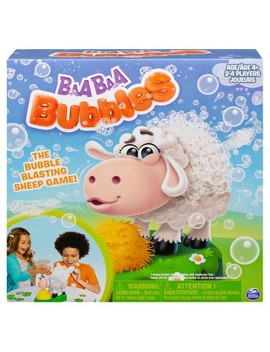 Baa Baa Bubbles Bubble Blasting Game With Interactive Sneezing Sheep by Spin Master Games