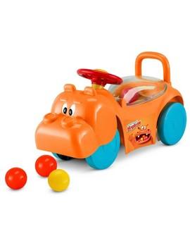 Hasbro Hungry Hippos Foot To Floor Push Riding Toy by Hasbro