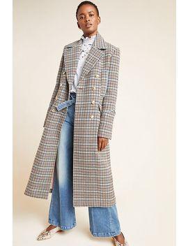 Rebecca Taylor Windsor Plaid Coat by Rebecca Taylor