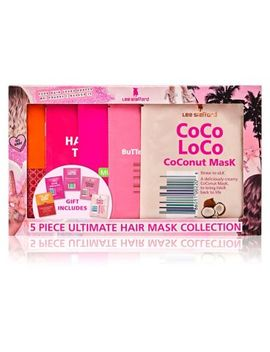 Lee Stafford 5 Piece Ultimate Hair Mask Collection Gift by Lee Stafford